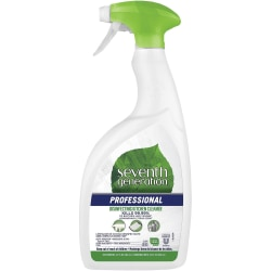 Seventh Generation Disinfecting Kitchen Cleaner Refill - Spray - 32 fl oz (1 quart) - Lemongrass Citrus Scent - 1 Each - Multi