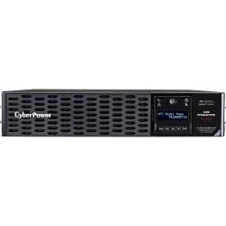 CyberPower Smart App Sinewave PR2000RT2UN 2KVA Tower/Rack Convertible UPS - 2U Tower/Rack Convertible - AVR - 3 Hour Recharge - 4.50 Minute Stand-by - 120 V AC Input - 100 V AC, 110 V AC, 120 V AC, 125 V AC Output - 8 x NEMA 5-20R