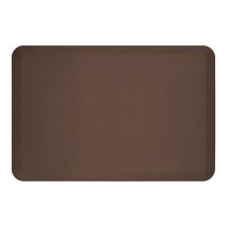 "GelPro NewLife EcoPro Commercial Grade Anti-Fatigue Floor Mat, 36"" x 24"", Brown"