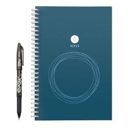 "Rocketbook Wave Cloud-Connected Reusable Smart Notebook, Executive Size, 8.9"" x 6"""