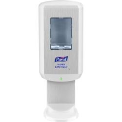 "Purell® CS8 Touch-Free Hand Sanitizer Dispenser, 10-5/16""H x 5-13/16""W x 3-15/16""D, White"