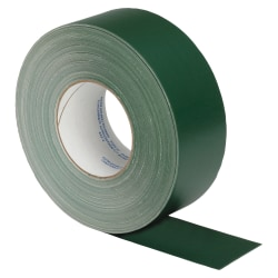 "SKILCRAFT® The Original 100 MPH Waterproof Tape, 2.5"" x 60 Yd., Dark Green (AbilityOne 7510-00-074-5157)"
