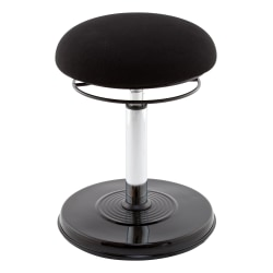 Kore Design Office PLUS Everyday Chair, Fabric, Black