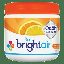 BRIGHT Air® Super Odor™ Eliminator Gel, 14 Oz., Mandarin Orange & Fresh Lemon