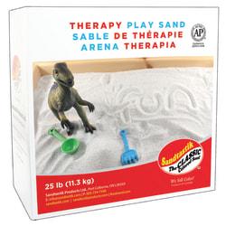 Sandtastik Therapy Play Sand, 25 Lb