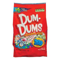 Dum Dum Pops Bag, Pack Of 200