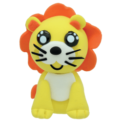 Office Depot® Animal Clay Kit, Lion