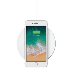Belkin® BOOST UP™ Wireless Charging Pad For Apple® iPhone®, White