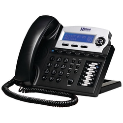 XBLUE Networks X16 Corded Telephone, Charcoal