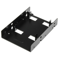 "Sabrent BK-HDDF Drive Bay Adapter Internal - 2 x 2.5"" Bay"
