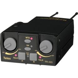 Telex TR-825 UHF Two-Channel Binaural Wireless Beltpack - Beltpack