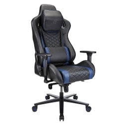 RS Gaming Davanti Faux Leather High-Back Gaming Chair