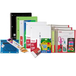 Basic 14-Piece School Kit, Grades 3-5