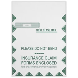 UB04 Hospital Claim Envelopes, Box Of 500