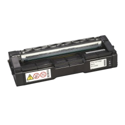 Ricoh SP C250A - 130 g - black - original - toner cartridge - for Ricoh SP C250DN, SP C250SF, SP C261DNw, SP C261SFNw