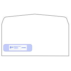 ADA Dental Self-Seal Envelopes, Box Of 500