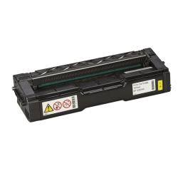 Ricoh® Toner Cartridge, RIC407656, Yellow