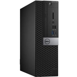 Dell™ OptiPlex 7050 Refurbished Desktop PC, Intel® Core™ i5, 8GB Memory, 256GB Solid State Drive, Windows® 10, 7050I5.8.256.SF