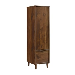 Sauder® Clifford Place Storage Cabinet With Letter-Size Lateral File, Grand Walnut