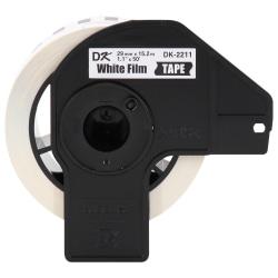 "Brother® DK-2211 Black-On-White Tape, 1.14"" x 50'"
