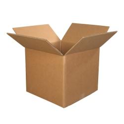 """Office Depot® Brand Triple Wall Boxes, 12"""" x 12"""" x 12"""", Kraft, Bundle Of 5 Boxes"""