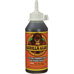 Gorilla Glue™, 8 Oz, Light Tan