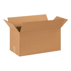 "Office Depot® Brand Corrugated Cartons, 18"" x 9"" x 9"", Kraft, Pack Of 25"