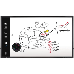 "LG 55TC3D-B 55"" LCD Touchscreen Monitor - 16:9 - 55"" Class - Projected Capacitive - 1920 x 1080 - Full HD - 450 Nit - LED Backlight - DVI - HDMI - VGA"