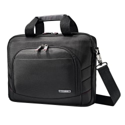 "Samsonite® Xenon 2 UltraSlim Laptop Case With 13"" Laptop Pocket, Black"