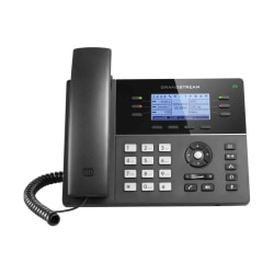 Grandstream Wi-Fi-Enabled Mid-Range VoIP 6-Line Phone, GS-GXP1760W