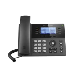 Grandstream Powerful Mid-Range 8-Line Phone, GS-GXP1782