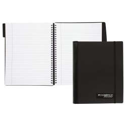 Mead Medium Business Notebook - Wire Bound - 1Each