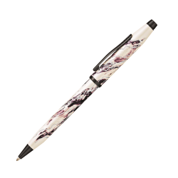 Cross® Wanderlust Ballpoint Pen, Medium Point, 1.0 mm, Everest Barrel, Black Ink