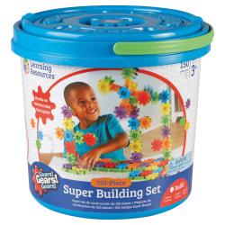 Learning Resources® Gears! Gears! Gears!® Super Building Set, Pre-K - Grade 5
