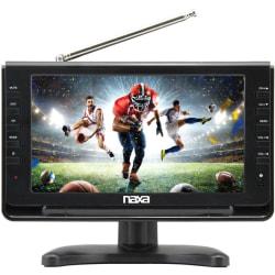 """Naxa NT-110 10"""" LCD TV - HDTV - Shiny Black - Stereo"""