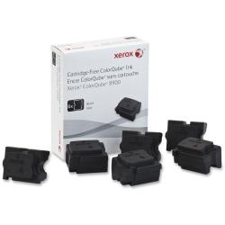 Xerox 108R01017 Colorqube Ink Black Colorqube 8900 6 Sticks For Use in North America