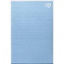 "Seagate One Touch STKC4000402 4 TB Portable Hard Drive - 2.5"" External - Light Blue - USB 3.0 - 2 Year Warranty"