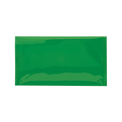 """Office Depot® Brand Metallic Glamour Mailers, 10-1/4"""" x 6-1/4"""", Green, Case Of 250 Mailers"""