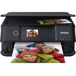 Epson® Expression® Premium XP-6100 Wireless Color Inkjet All-In-One Printer