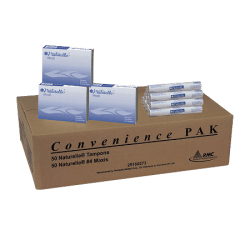 Rochester Midland Napkin/Tampon Convenience Pack, Pack Of 100