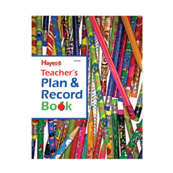 Hayes Teacher's Plan And Record Books, Pack Of 2