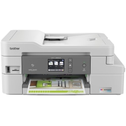 Brother® INKvestment Tank MFC-J995DWXL Wireless InkJet All-In-One Color Printer