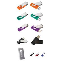 Rotate 1GB USB Flash Drive