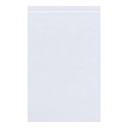 "Office Depot® Brand Reclosable Poly Bags, 10"" x 13"", Clear, Case Of 100 Bags"