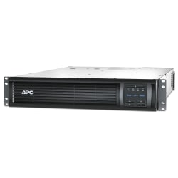 APC® Smart-UPS 8-Outlet Rackmount With SmartConnect, 3,000VA/2,700 Watts, SMT3000RM2UC