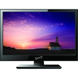 """Supersonic SC-1511 15.6"""" LED-LCD TV - HDTV - Black - LED Backlight"""