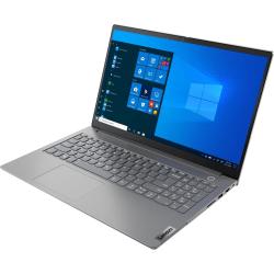 "Lenovo ThinkBook 15 G2 ITL 20VE006UUS 15.6"" Touchscreen Notebook  - 1920 x 1080 - Intel Corei7-1165G7 Quad-core 2.80 GHz - 16 GB RAM - 512 GB SSD - Mineral Gray - Windows 10 Pro - Intel UHD Graphics"