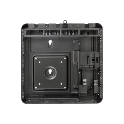 HP Desktop Mini LockBox V2 - PC enclosure system - wall mountable, under-desk mountable