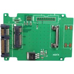 Aleratec mSATA SSD Adapter - 2