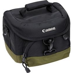 "Canon 100-EG Custom Gadget Bag - 7"" x 9.5"" x 5.5"" - Black, Olive"